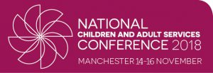 National Children and Adult Services Conference 2018